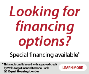 Special Financing Options from Wells Fargo