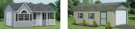 Sheds Garages Horse Barns Playhouses And More