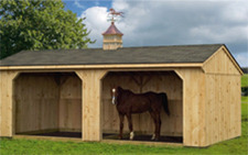 Horse Barn and Other Products