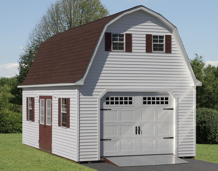 14x24 two story barn capitol sheds for 2 story barns